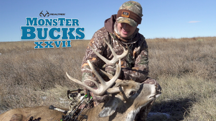 Monster Bucks 27: Tyler Jordan Arrows Big Colorado Whitetail Preview Image