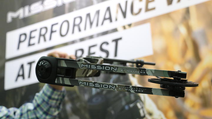 2019 ATA Show: New Mission Bow in Realtree Camo Preview Image