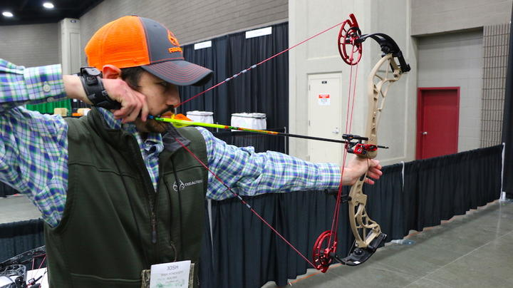 2019 ATA Show: New Obsession Bow in Realtree Camo Preview Image