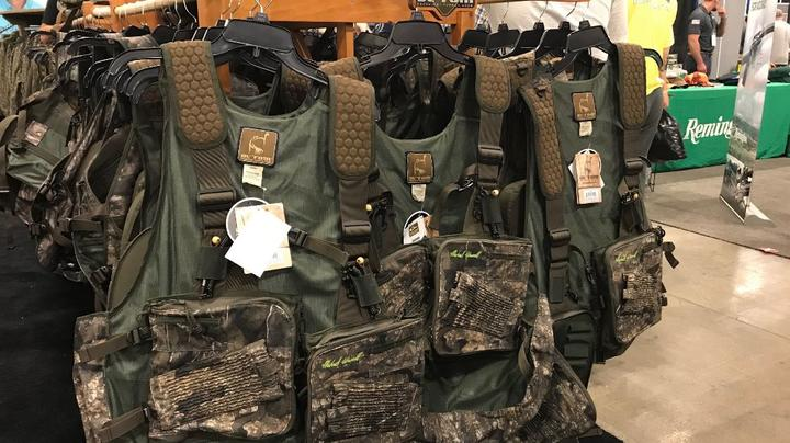 NWTF Convention 2019: New Ol' Tom Turkey Hunting Gear in Realtree Timber Camo Preview Image