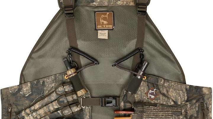 Ol' Tom Time & Motion Easy-Rider Turkey Vest in Realtree Timber Preview Image