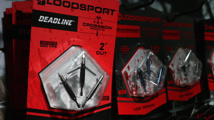 2019 ATA Show: 30 of the Best Broadheads for This Season Preview Image