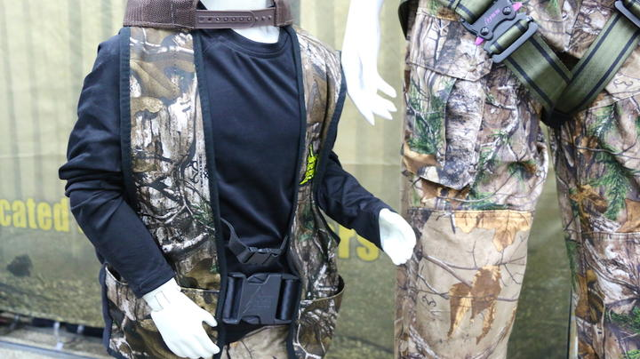 2019 ATA Show: The Best Treestand Safety Harnesses Preview Image