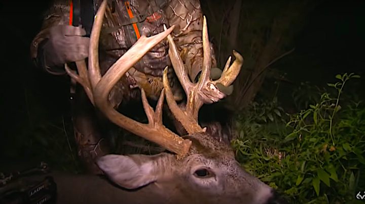 Bill Jordan Tags a Giant Gnarly Whitetail Buck Preview Image