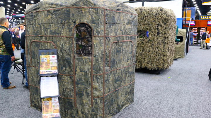 2019 ATA Show: The Best Treestands, Ground Blinds and Accessories in Realtree Camo Preview Image