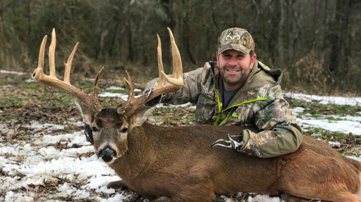 Double Amputee Jason Koger Takes Last-Day Buck with a Crossbow Preview Image