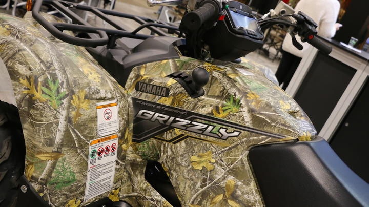2019 SHOT Show: New Yamaha ATV and UTV in Realtree EDGE Preview Image