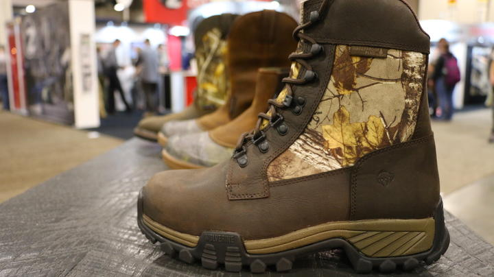 2019 SHOT Show: New Wolverine Boots in Realtree Camo Preview Image