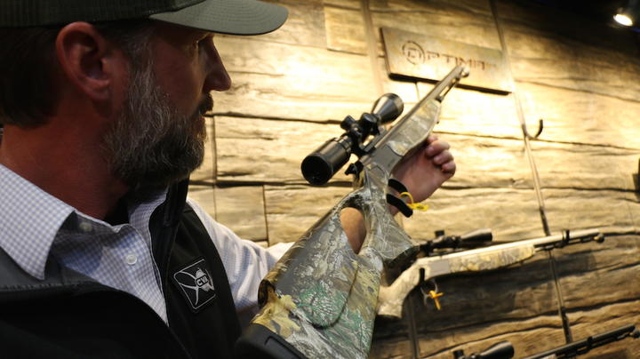 2019 SHOT Show: CVA Muzzleloaders in Realtree Camo Preview Image