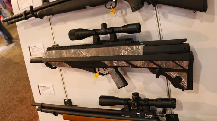 2019 SHOT Show: The Benjamin Pioneer Airbow in Realtree Camo Preview Image