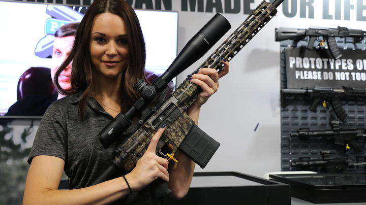 10 Best Camo Hunting Rifles for 2019 Preview Image
