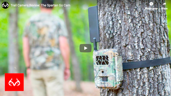 Trail Camera Review: The Spartan Go Cam Preview Image