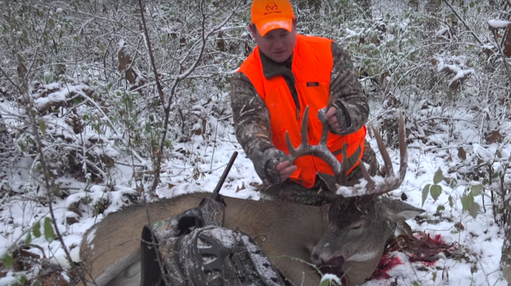 Whitetail TV: The Heavy 10-Pointer Preview Image