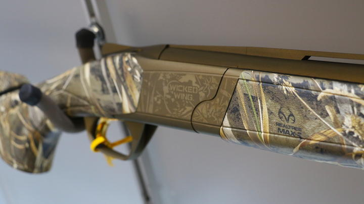 18 New Wingshooting and Waterfowl Shotguns in Realtree Max-5 Camo Preview Image