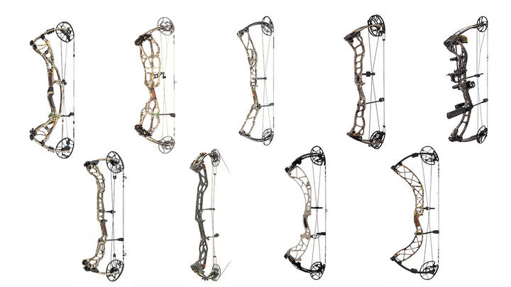 9 New Compound Bows for 2019 Preview Image