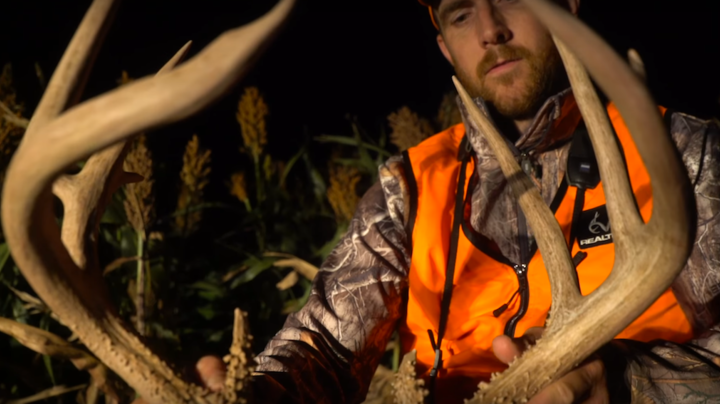 Whitetail TV: A Giant Muzzleloader Buck Falls in Kansas Preview Image