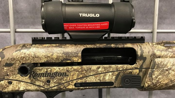NWTF Convention 2019: Remington V3 Turkey Pro in Realtree Timber Preview Image