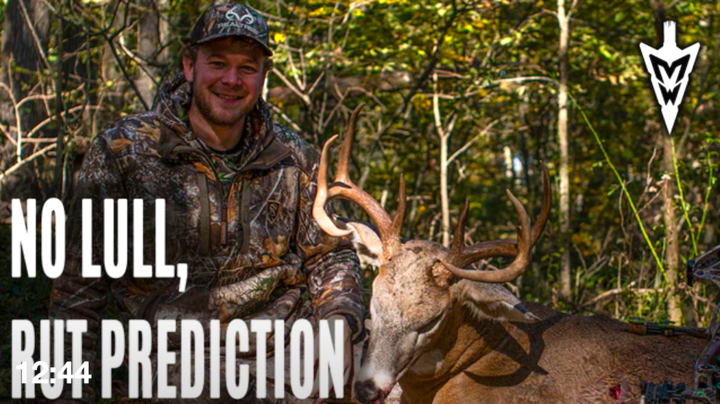 Realtree 365: Deer on the Move, Buck Tags Filled Preview Image