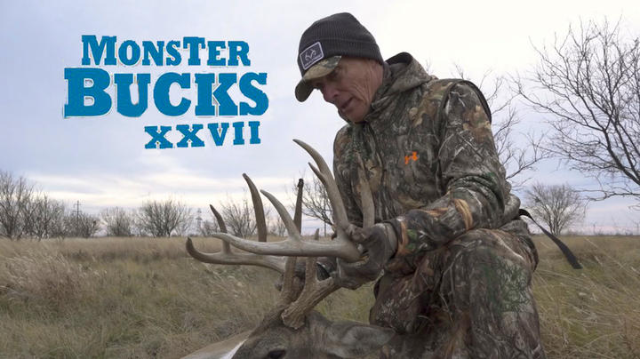 Monster Bucks 27: Bill Hunts a Texas Giant from the Ground Preview Image