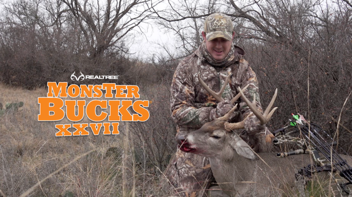 Monster Bucks 27: Tyler Jordan Deer Hunts in Texas Preview Image