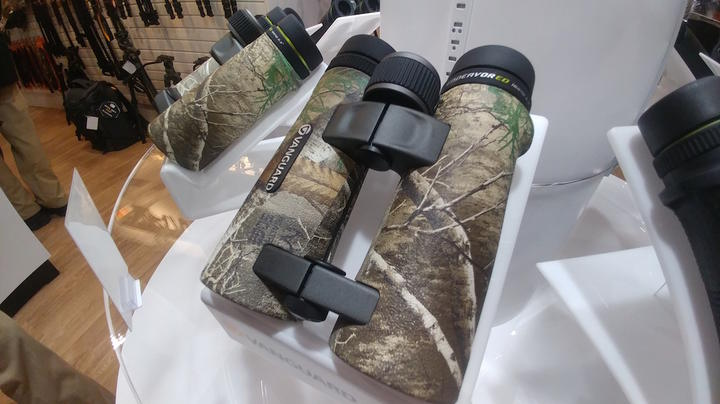 2019 SHOT Show: New Binoculars and Optics in Realtree EDGE Camo Preview Image