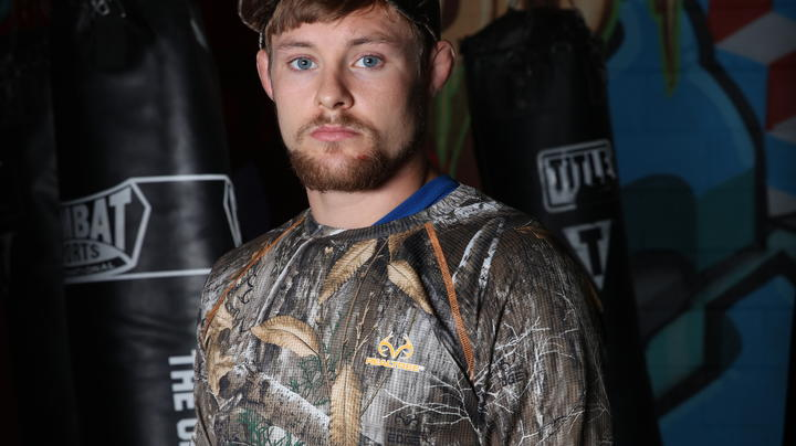 Bryce Mitchell Partners with Realtree to Put Camo in the UFC Octagon Preview Image