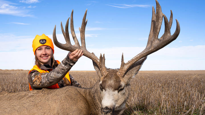 Jaylee Danker's 200-Inch Monster Muley Preview Image
