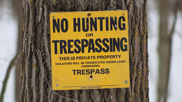 Game Warden Tips for Stopping Trespassers Preview Image