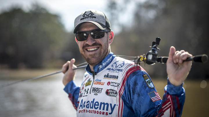 Major League Fishing Pro Jacob Wheeler Dominates Lake Eufaula Event Preview Image