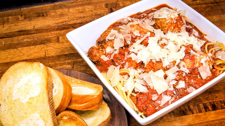 Sunday Venison Meatballs and Red Gravy Preview Image