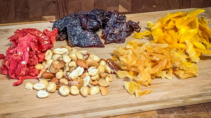 Tropical Fruit and Venison Pemmican Preview Image