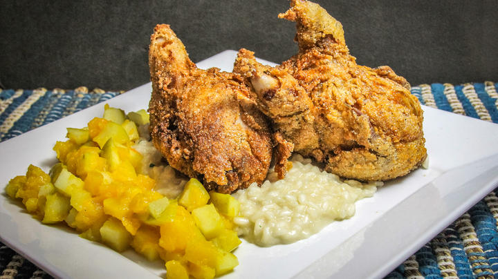 Cornmeal-Crusted Buttermilk Quail Preview Image