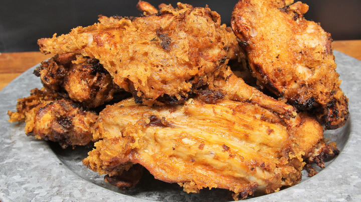 Coca-Cola Brined Fried Rabbit Preview Image