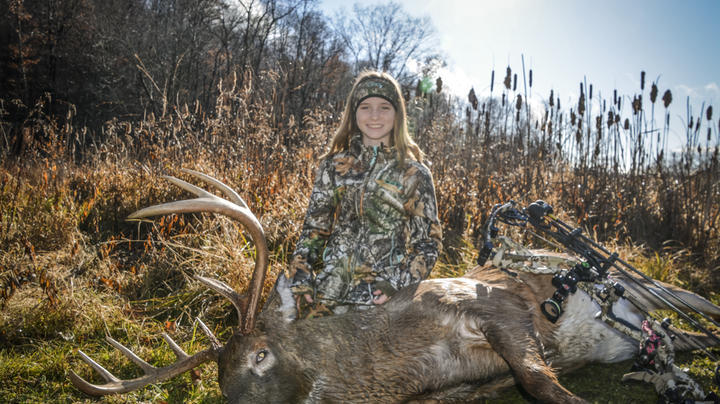 11-Year-Old Girl's Bruiser Bow Kill  Preview Image