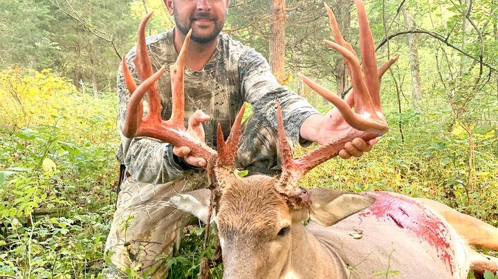 Morning Hunt Yields an Early-Season Kentucky Monster Preview Image