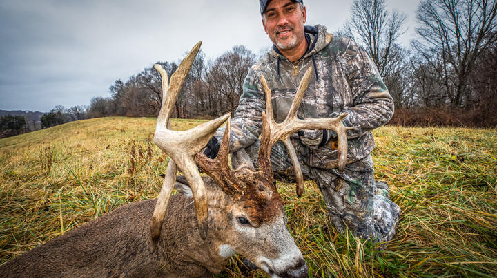 Ohio Buck Sports Quadruple Drop Tines Preview Image