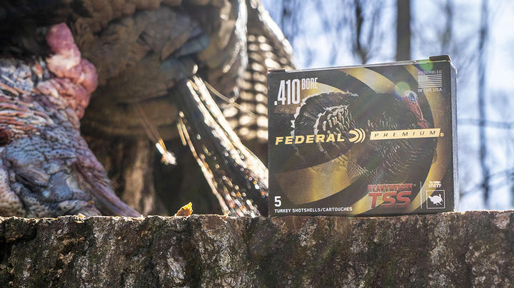 Tested: Turkey Hunting with the Federal Premium .410 TSS  Preview Image