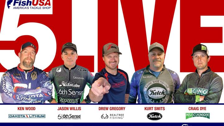 Watch Realtree Fishing's Drew Gregory Compete This Saturday, May 2 Preview Image