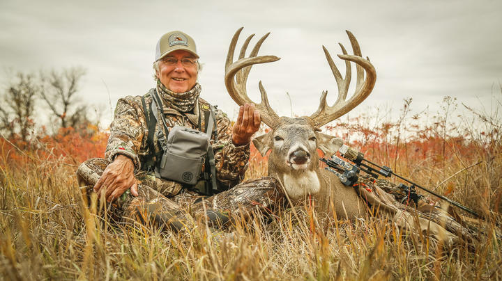 Jackie Bushman's Monster Montana Buck Preview Image