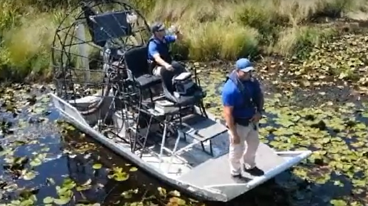 Human Remains Found in Alligator Suspected of Killing Louisiana Man Preview Image