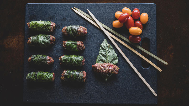 Venison Freezer Cleanout: Ginger and Lemongrass Grilled Venison Skewers Preview Image