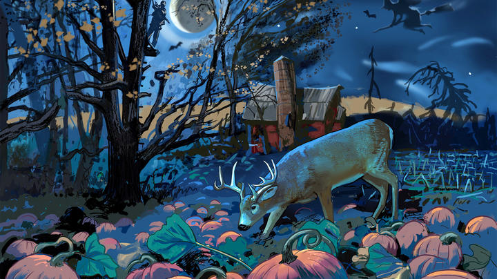Why Deer Hunting on Halloween is Scary Good Preview Image