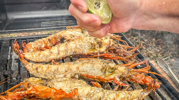 Grilled Florida Spiny Lobster Preview Image