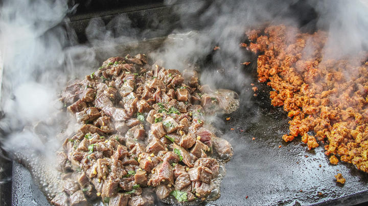 Venison and Chorizo Street Tacos Preview Image