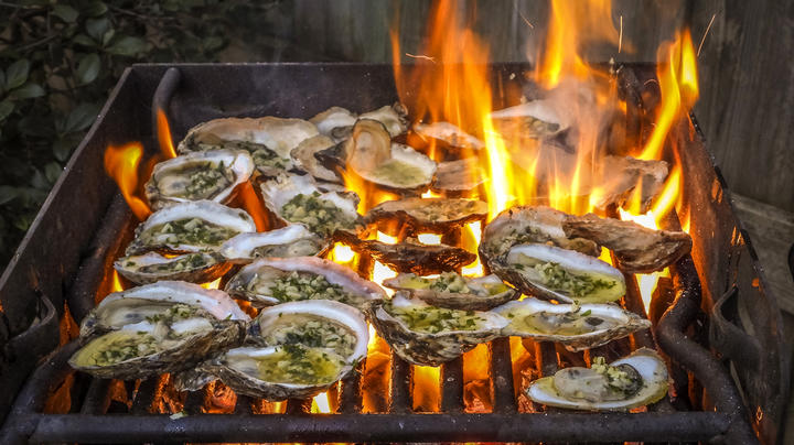 Chargrilled Oysters Preview Image