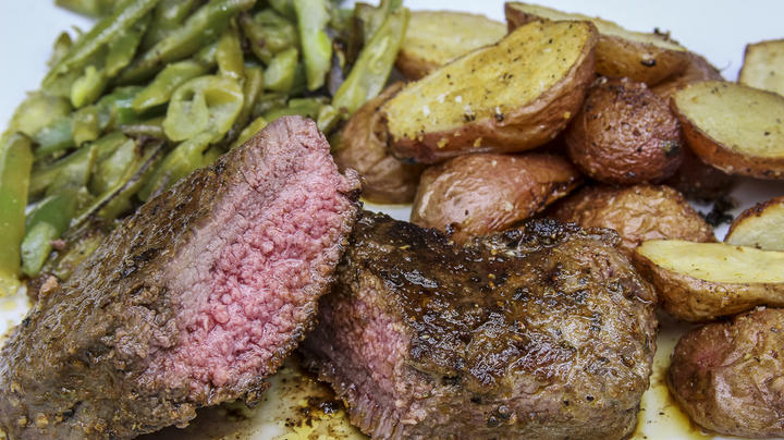 Herb-Crusted Elk Backstrap Preview Image