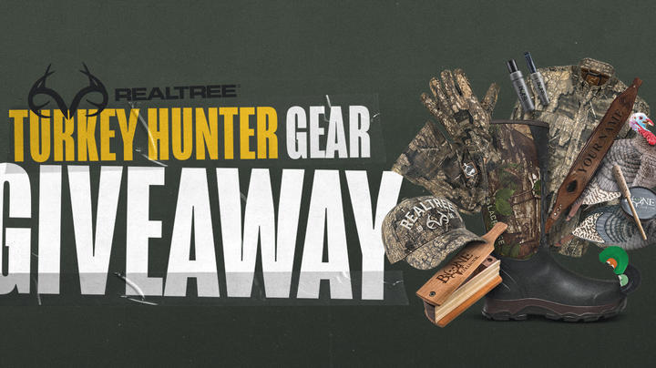 Realtree Turkey Hunter Gear Giveaway Preview Image