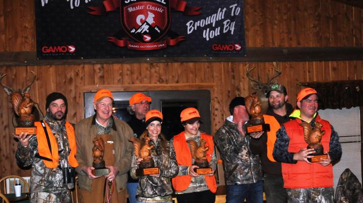 Celebrating a Win at the Gamo Squirrel Master Classic Preview Image