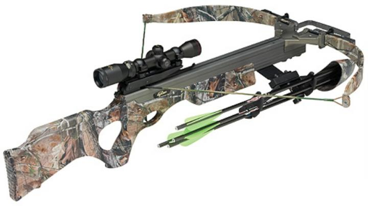 Kansas Says 'Yes' to Crossbows and More Ammo Choices for Deer and Turkey Hunters Preview Image