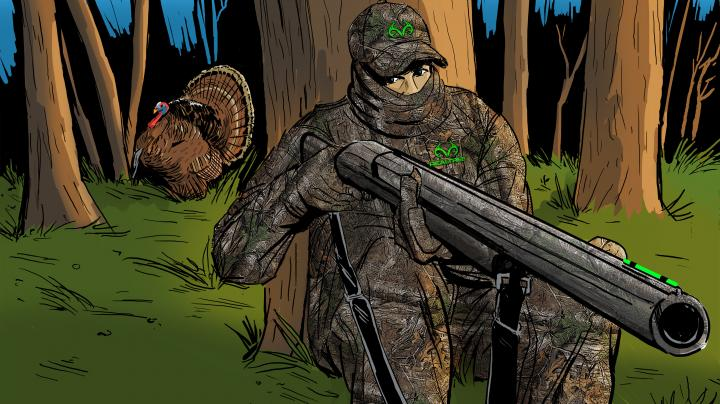 5 Tough Shots You'll Take While Turkey Hunting Preview Image